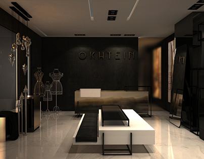 OKHTEIN's showroom