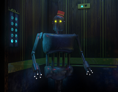 Robot Bellhop