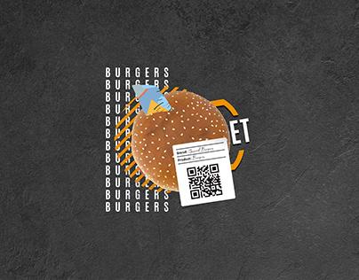 Gourmet Burgers   Branding