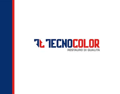 Tecnocolor - logo e immagine coordinata