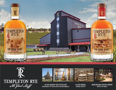 Templeton Rye Flyer