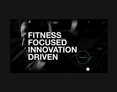 Sweatworks - Website