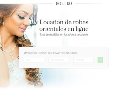 KO-tli-KO webdesign
