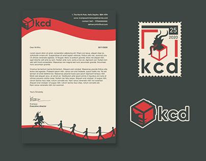 Krampus Christmas Deliveries - Branding Design