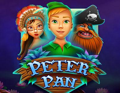Peter Pan - Slots Game