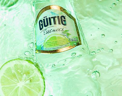 NEW Güitig Essences limón