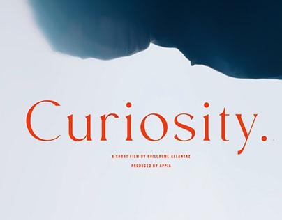 CURIOSITY (Short Film)