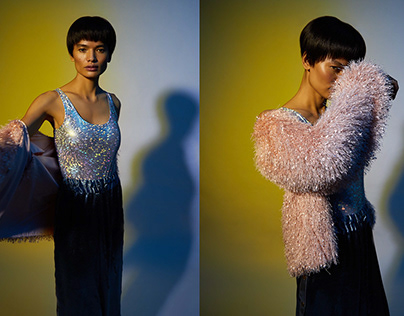Nocturn : Fashion Editorial