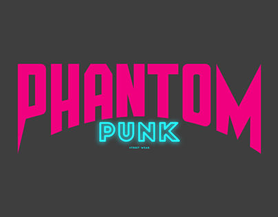 Phantom Punk Street Wear