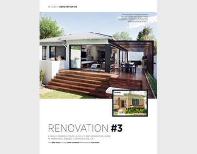 House and Leisure RENOVATIONS ISSUE 2015