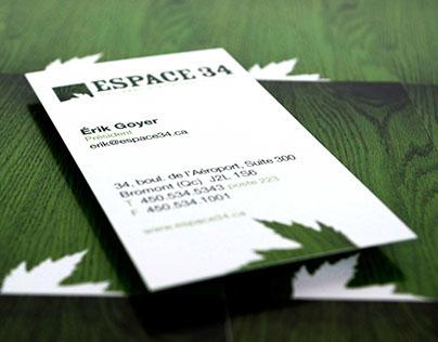 Espace 34
