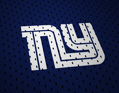 New York Giants | Brand Redesign