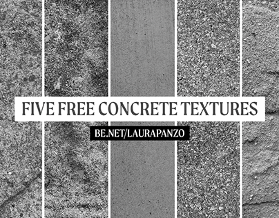 Free Concrete Texture Pack .PNGs