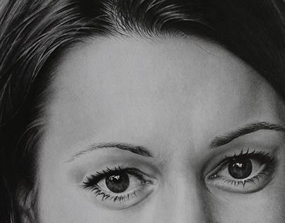 Portrait of Renia