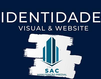 Site SAC Manutenção Predial