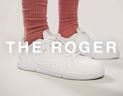 ON Running // The Roger