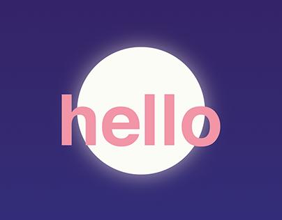 2017 Web Portfolio Mockup