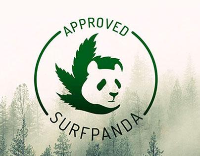 SURFPANDA logo