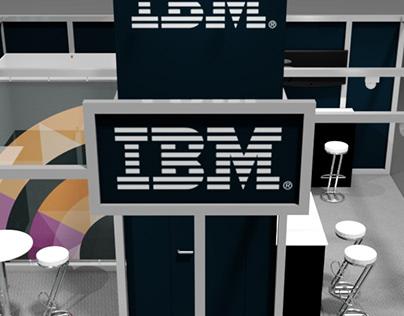 IBM Exhibition Stand