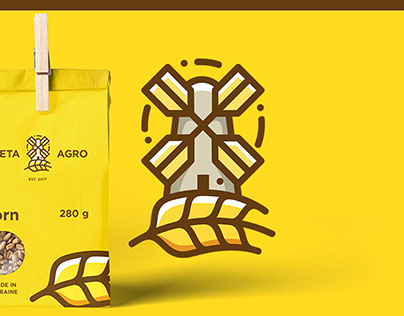 Meta Agro - Branding