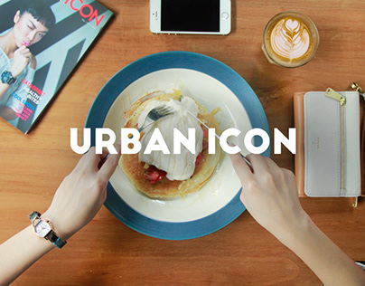 URBAN ICON - SS2016 Collection