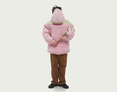 即兴棉服 Impromptu Cotton-Padded Jacket