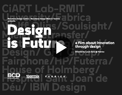 Design is Future Documentary