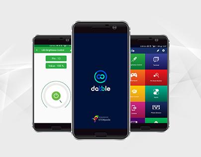 Sensor Control Mobile App