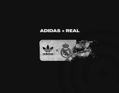Adidas Originals ✖ Real Madrid   Football Kit