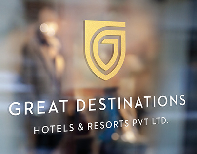 Great Destinations : Strategic Branding | Design