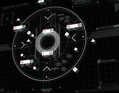 Concept Military UI Design