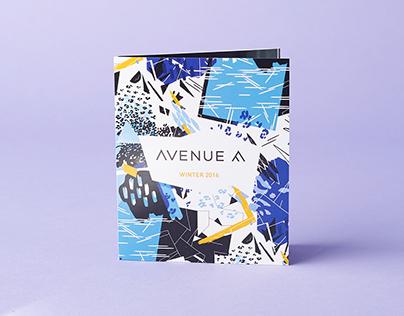 ADIDAS AvenueA Packaging design