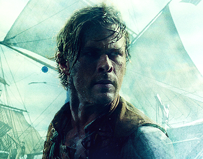 In the Heart of the Sea: Movie Site + Social Creative