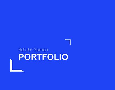 Rishabh somani porfolio