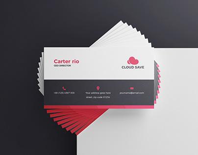 Modern business card design vol.4