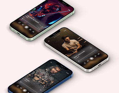 Music Player | XD Daily Creative Challenge