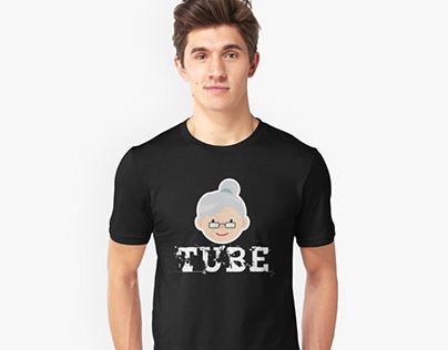 Granny Tube T-shirt