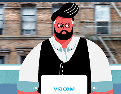 Viacom Screens Loops