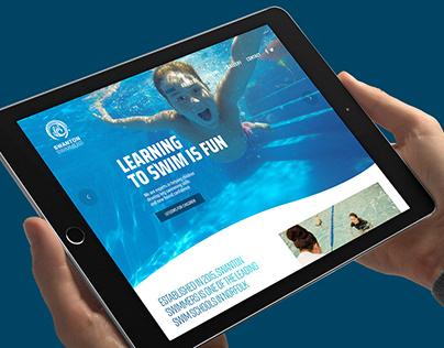 Swimming club website