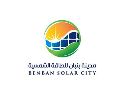 Benban solar city logo