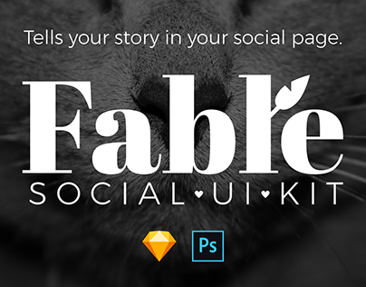 Fable Social UI Kit