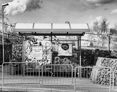 Bushaltestelle - Busstop