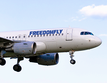 FREEDOM FLY   AIRLINE