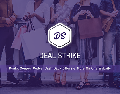 Dealstrike-Deals, Coupon Codes, Cash Back Offers & More