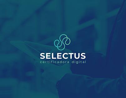 Selectus - Certificadora Digital | Identidade Visual