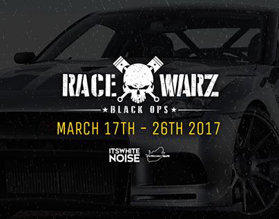 Race Warz Rally 2017