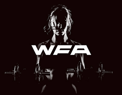 Logo Design – World Fitness Australia