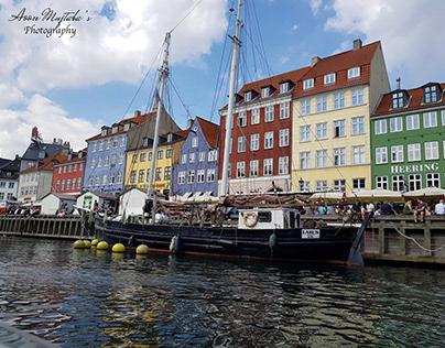 Travel Photography in Copenhagen, Denmark