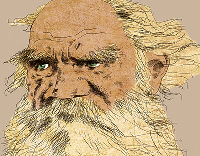 Tolstoy for The Athens Review of Books