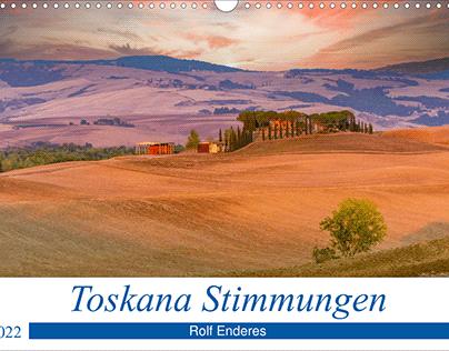 Tuscany Calendar Project 2022